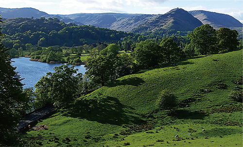 Britain's Lake District makes heritage list
